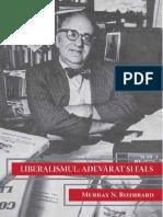 M. Rothbard - Liberalismul