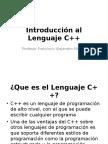 Introduccion a C