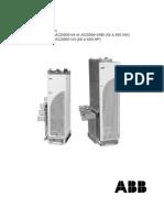 FR_ACS800_45KW A 560KW