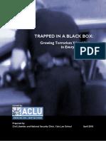 Wirac 9-11 Clinic Trapped in a Black Box