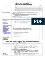 lesson plan template abridged tbaf article activity