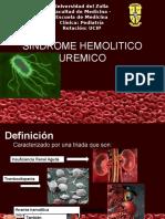 Diapositivas de Sindrome Uremico