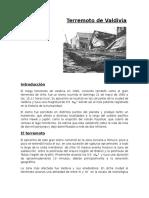 Terremoto de Valdivia