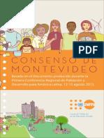 UNFPA - Cuaderno Basado en El Consenso de Montevideo