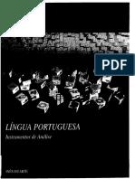 Lingua Portuguesa Instrumentos de Análise Inês Duarte Cap 3 Praticas de Escrita