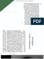 EAGLETON Terry 1983 Teoria Da Literatura Uma Introducao Pp.1-17