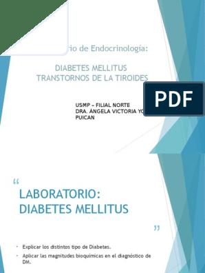 prueba de diabetes en línea eic