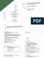 Milner, Jean-Claude - El Periplo Estructural. Selección