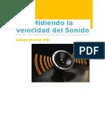 Lab #8_midiendo La Velocidad Del Sonido