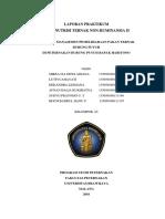 Laporan Ilmu Nutrisi Ternak Non Ruminansia II