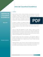 Informe Coyuntura Económica - Marzo 2016