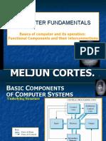 MELJUN Computer Fundamental
