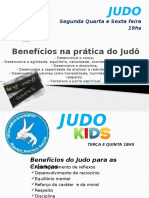 Benefícios Na Prática Do Judô