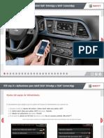 Aplicaciones Para Móvil Seat Drive App Stb 009 D-1 Mexico
