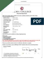 kathy paul evaluation