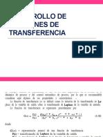 Desarrollo de Funciones de Transferencia Presentacion