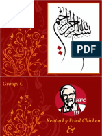 KFC & Global Fast Food Industry 2010 Ppt