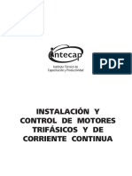 Instalacion de Motores Trifasicos