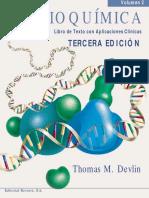 Bioquímica de Devlin