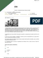 Av1 Fundamentos Das Ciências Sociais