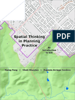 Spatial Thinking in Planning Practice- An Introduction to GIS