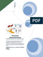 Guia Sobre Los Procesos Administrativos