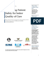Patient Safety Full Report