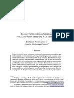4_el Contrato Cienciasociedad_psicologia Desde El Caribe_no 12