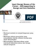 Smart Energy Houses