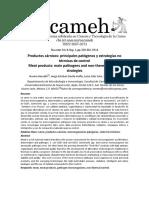 Productos Cárnicos Principales Patógenos y Estrategias