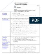 lesson plan- mapping