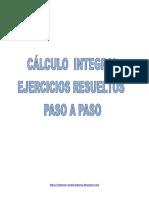 Calculo Integral Ejercicios Resueltos Pa