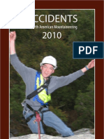 Climbing Accidents Book