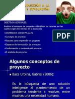 Evaluacion de Proyecto 1