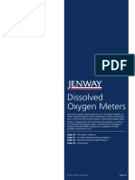 Dissolved Oxygen Meters.10132530