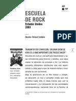 4 Escuela de Rock (Actividad)