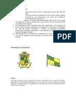 Provincias de Pastaza y Orellana