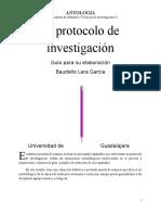 Capitulo 11 EL PROTOCOLO- Guia Para Su Elaboracion.