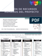 Rr.hh Proyecto Expo