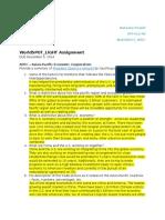 apec assignment-411