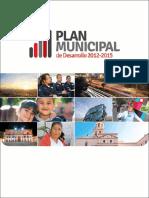 Plan Municipal de Desarrollo de Queretaro 2011 2015