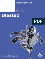 (Continuum Modern Theatre Guides) Kane, Sarah_ Iball, Helen_ Kane, Sarah-Sarah Kane's Blasted-Bloomsbury Academic_Continuum (2008)