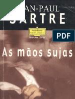 As Mãos Sujas - Jean-Paul Sartre