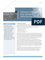 SRX5400-SRX5800 Services Gateway DS