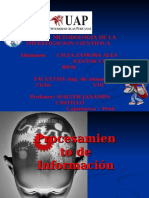 Procesamientio de La Informacion