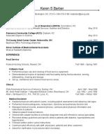 resume 2016class 428