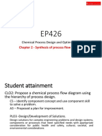 Chapter 2b - Steps in Designing Chemical Processes