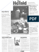 North Middle School Closure -- Herald 05.03.1994