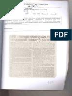 IPB Mengembangkan Riset Terobosan Tentang SDM