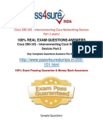 Pass4sure 200-101 Study Guide